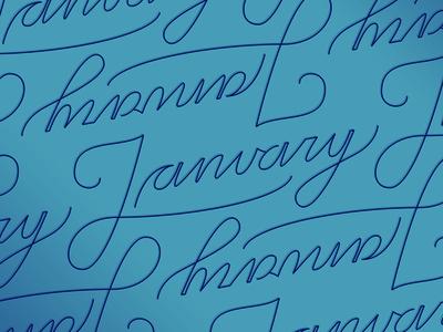 Practicing Letters vector lettering cursive