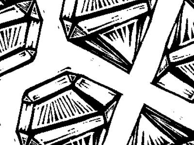 Diamondz pattern