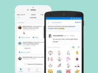 Dropbox Paper Mobile app
