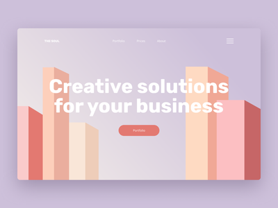 Creative Agency creative marketing agency website agency branding portfolio ux ui website design