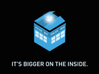 Dropbox: It's Bigger on the Inside