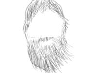 Wacom Beard
