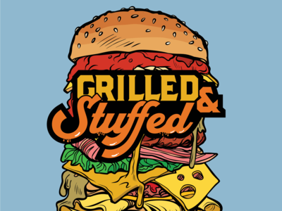 Grilled & Stuffed