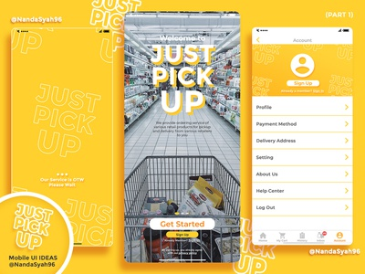 UI Design for Retail Mobile Apps (Part 1)