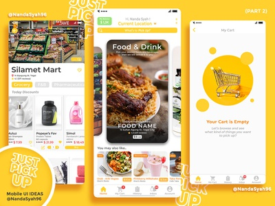 UI Design for Retail Mobile Apps (Part 2)