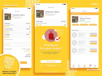 UI Design for Retail Mobile Apps (Part 3)