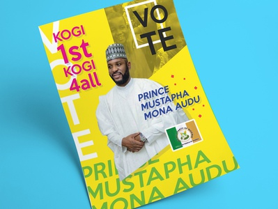 Nigerian Political Poster