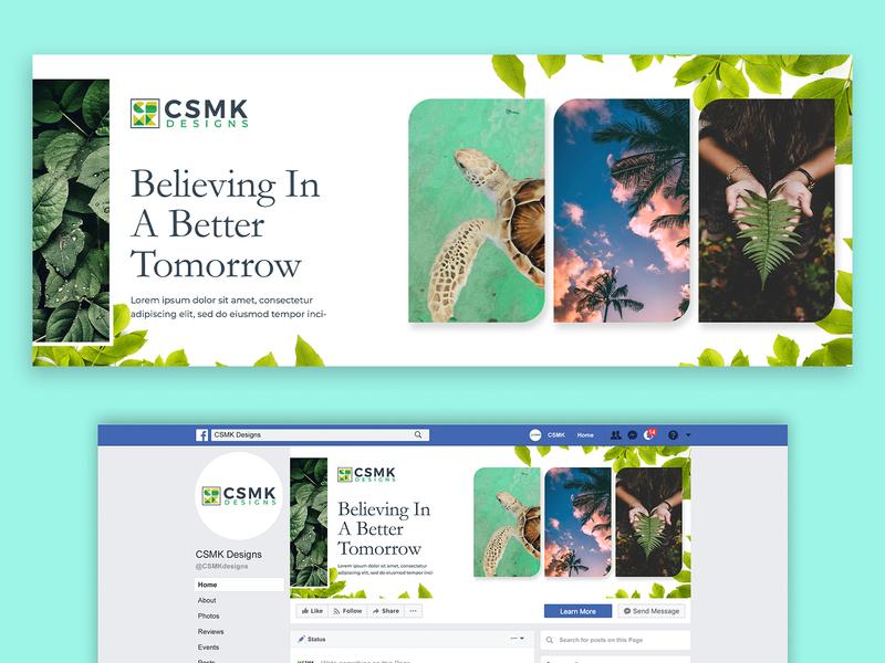 Facebook Cover Design Entries (3 / Final)
