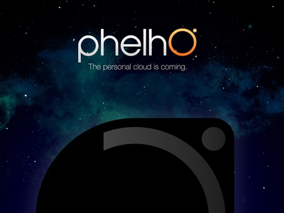 PhelhO Website product design vector minimal branding brand simple design clean