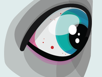 Eye 2018 eye cartoon illustration illustrator vector