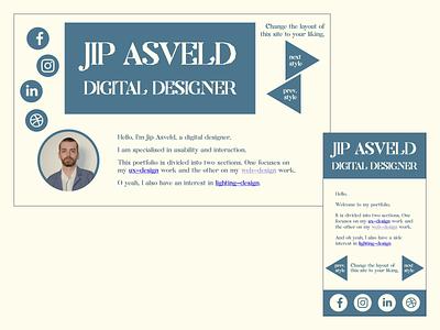 👉𝘿𝙚𝙨𝙞𝙜𝙣-𝙢𝙮-𝙣𝙚𝙬-𝙥𝙤𝙧𝙩𝙛𝙤𝙡𝙞𝙤 𝙘𝙝𝙖𝙡𝙡𝙚𝙣𝙜𝙚. 𝗗𝗮𝘆 𝟬𝟲.👈 duotone monochrome flatdesign uistyle uitrends uidesign portfoliowebsite portfoliodesign portfolio website webdesign