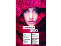 Evolution Design Print