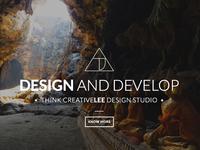 Think Creativelee - New Logo