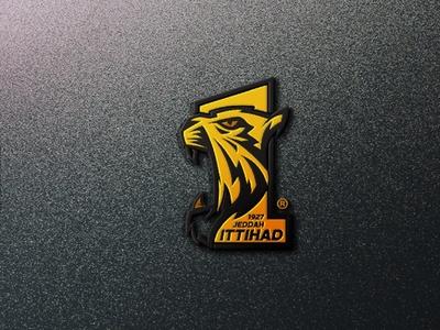 One Tiger Logo Design (Sold) typography logodesign tiger logo tiger
