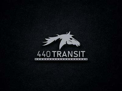 440 Transit Company Logo Design 440 transit company logo design 440 transit company logo design