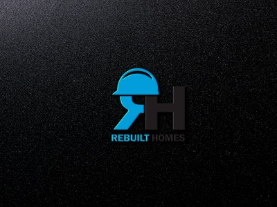 H R Construction logo logo h r construction logo h r construction logo