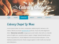Calvary Chapel Mobile Site