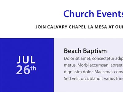 Calvary Chapel La Mesa Event event calvary chapel