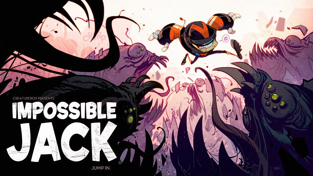 Creaturebox jack jump f