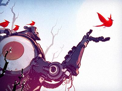 Creaturebox cardinal dribble