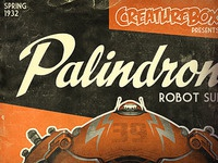 Palindrone Robot Supply