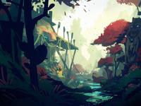 Creaturebox jungle