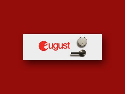 August Home App Banner