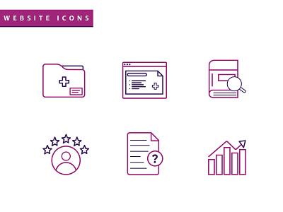 Icons ux typography branding illustration animation logo illustrations vector website icons icons icon