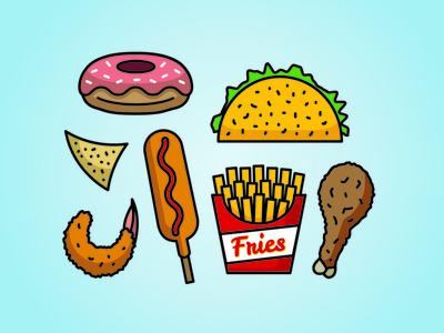 Friedfood