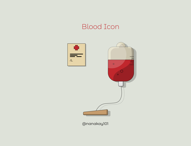 Blood Donation Icon