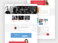 web interface, css