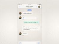 Whatsapp redesign full