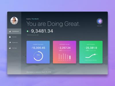 Financial Desktop App