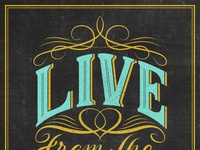 Live from the heart dribbble detail copy