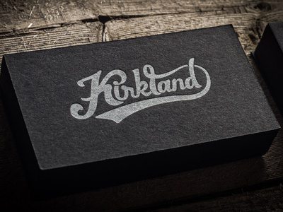 Chad Kirkland Photography Brand