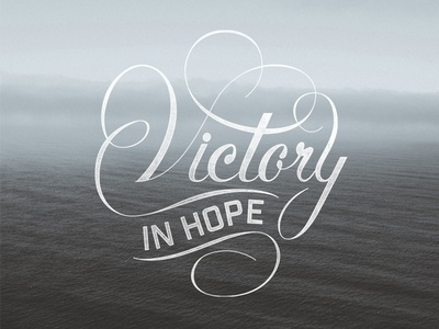 Victory In Hope