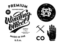 Winding Wheel Supply Co elements