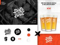 Dirtybird branding