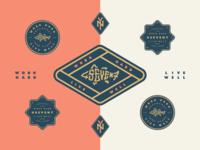 4SEVEN7 badges