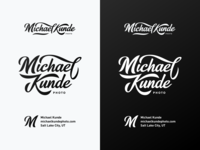 Michael Kunde Photo - Script