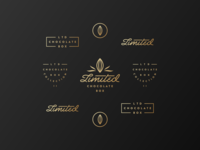 Limited Chocolate Box brand elements