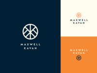 Maxwell Kavan Branding color exploration