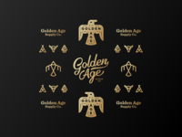 Golden Age Co Brand Elements