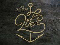 Lifer Anchor Vintage