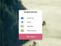 App Payment Module