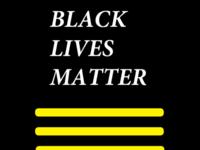 BLACKLIVESMATTER.COM indesign hate lives social world white black