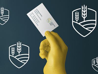Gillbacher Agrar Gmbh xyzettgraphix duesseldorf graphicdesign hellotype corporatedesign corporate design brandidentity branding