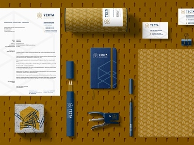 Tecta Corporate Identity