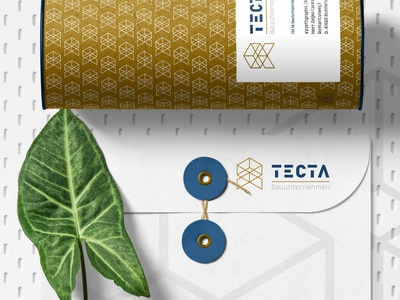 New Corporate Design Case - TECTA Deutschland GmbH