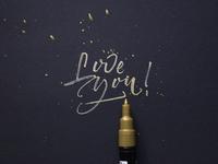 Hey! Love you! 😘